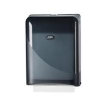 Euro-Pearl-Z-vouw-dispenser-zwart