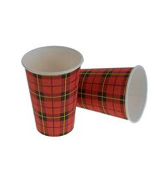 kartonnen beker scotch