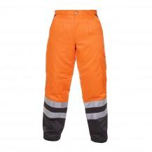Hydrowear Hamburg broek oranje/zwart